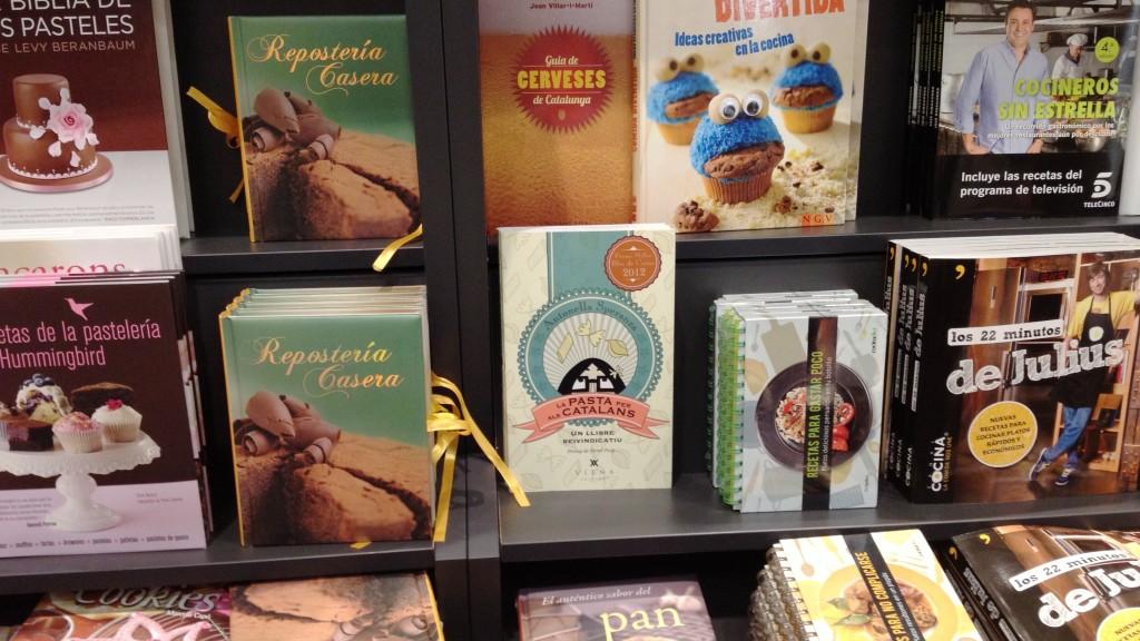 A la presentació del llibre la pasta per als catalans