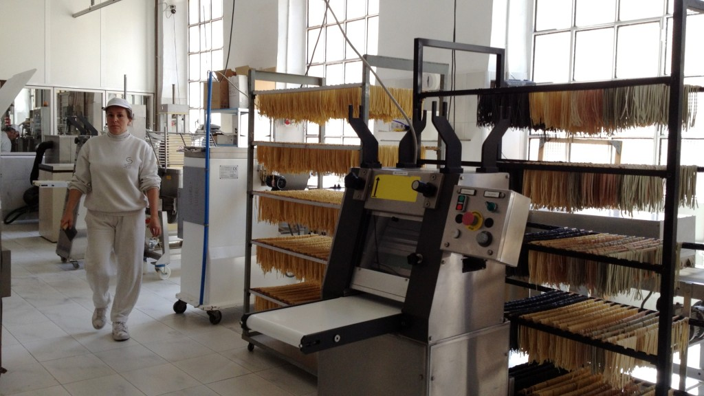 sala de producció