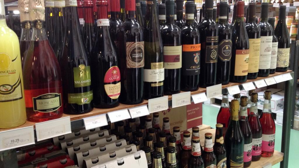 Selecció de vins