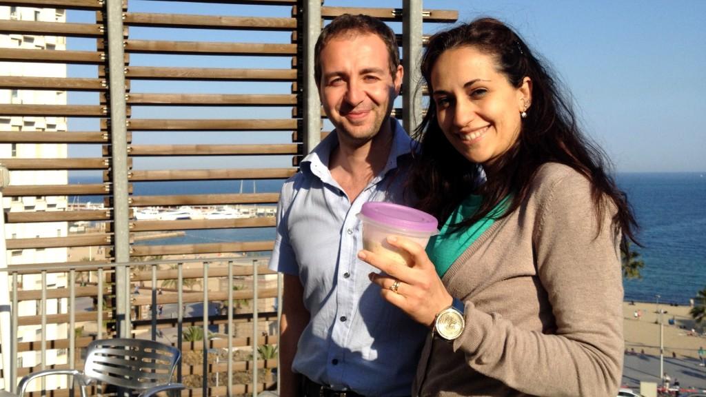 Luca i Carolina