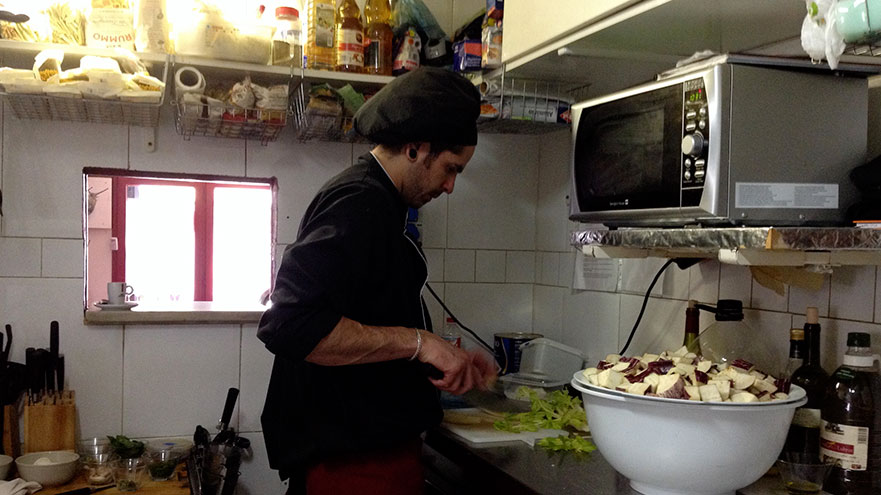 Piccola cucina italiana una visita la pasta per als catalans - La piccola cucina milano ...