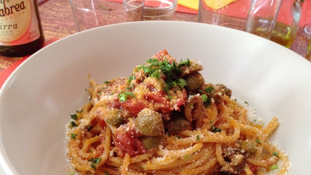 Puttanesca - Piccola Cucina Italiana