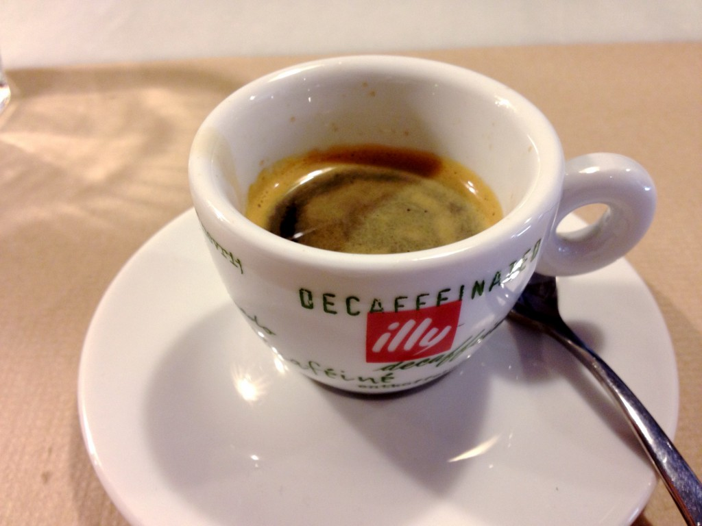Due Spaghi: Illy Caffè