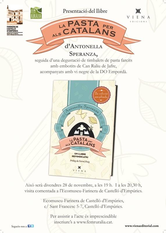 La pasta-Fem Ruràlia- pòster