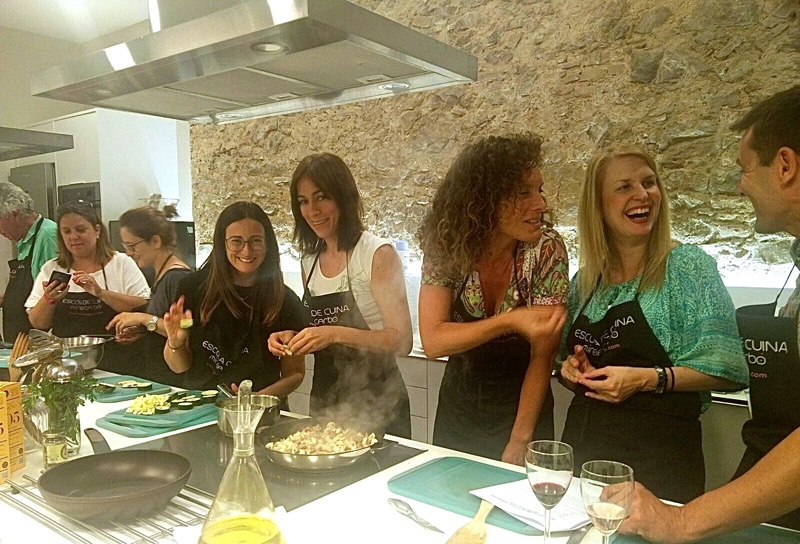 Escola de cuina Mireia Carbó