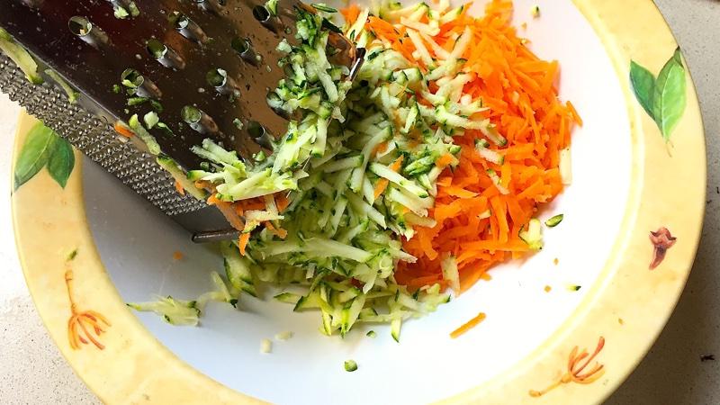 Braç de gitano de verdures